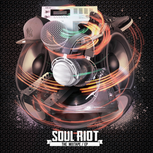 Paina, Snok Brown, Big Mike, Dj Tech - Soul Riot (Manny 'Cuttlefish' Remix)