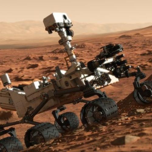 The Martian Plains