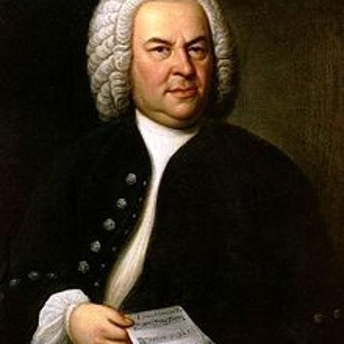 J.S.Bach - Sarabande (BWV 1002)