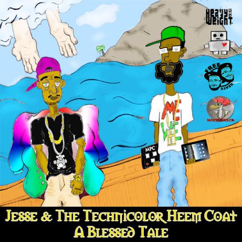 Jesse Is #Heavyweight (produced by Free Smith)- Mahalia Jesse