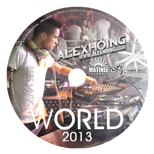 ALEX HOING - WORLD 2013 CD PROMO  www.alexhoing.com
