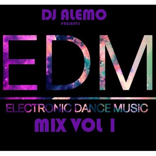 Dj Alemo EDM House Mix