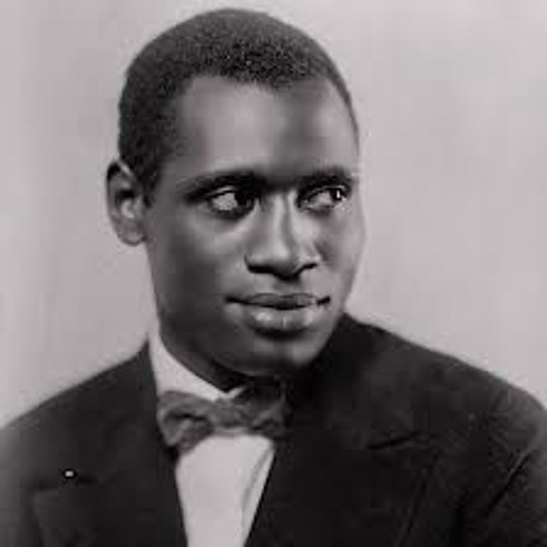 Paul Robeson; star and human rights hero