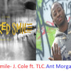 Crooked Smile- J Cole ft. TLC. Ant Morgan Good remix.