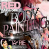 RADIO / RED BODY PAINTING