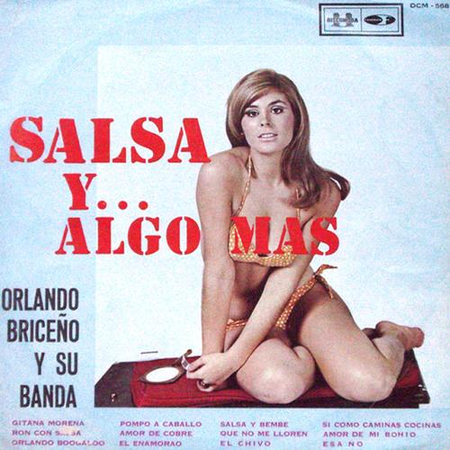 Amor de Cobre - Orlando Briceño y Su Banda
