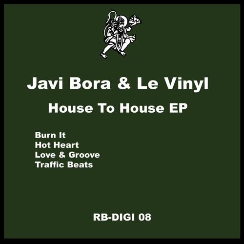 Javi Bora, Le Vinyl - Love & Groove (Original Mix) - Robsoul