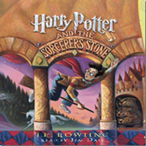 Harry Potter and the Sorcerer's Stone (Book 1 of 7) - Narrated by Jim Dale (US)