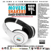 Coach Carter 's Movers & Shakers Radio Vol 1 Mix-cd