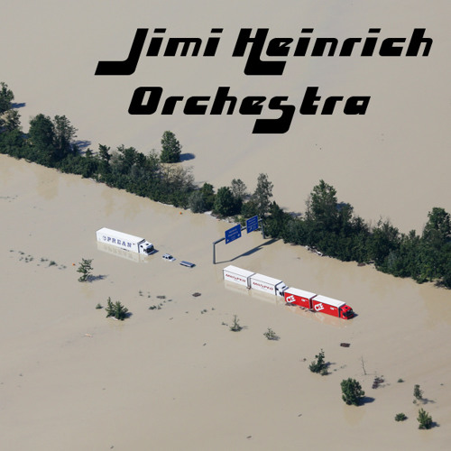 Jimi Heinrich Orchestra  - Drown In Me - (130524 JHO - Cut 02)