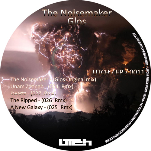 The Noisemaker - Glos - Unam Zetineb remix