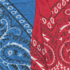 Little Green Cars - Red & Blue (Dave O'Mara Remix)