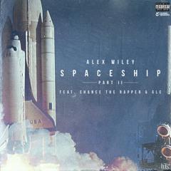 Alex Wiley: Spaceship II feat Chance The Rapper & GLC