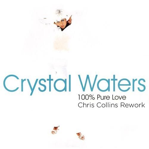 Crystal Waters - 100% Pure Love (Chris Collins Rework)