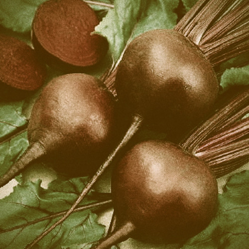 Fresh Beets! DAT NEW NEW
