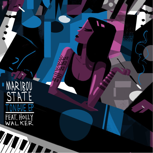 Maribou State feat. Holly Walker: Tongue (Drew Hill Remix)