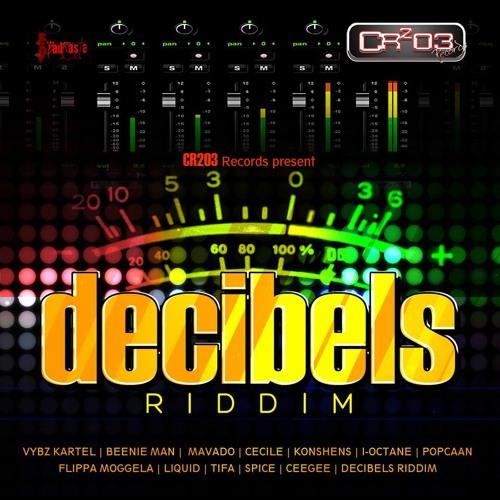 Vybz Kartel - Georgina (Raw) Decibels Riddim [Cr203 Records] 2013