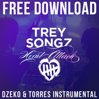 Trey Songz - Heart Attack (Dzeko & Torres Instrumental Mix)