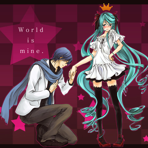 World is Mine - Miku Hatsune