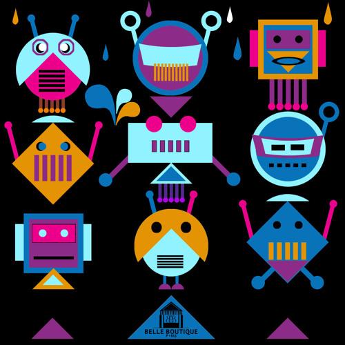 "L'Aquarium - ""We Are The Robots"" (12 inch version) (Out Now)"