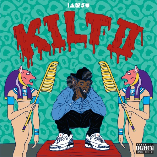 15-Iamsu-The Science Feat Mani Draper Terrace Martin Prod By Iamsu Of The Invasion