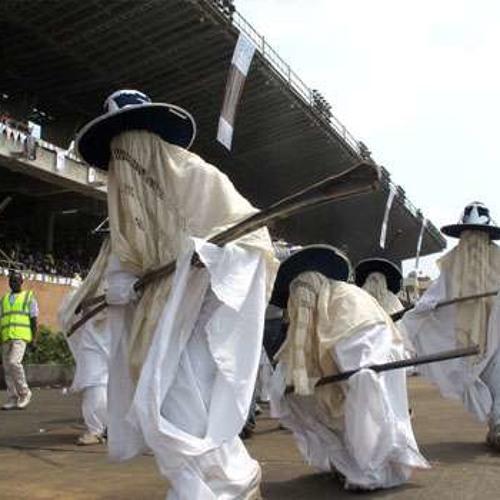Masquerade Dance Afro-Riddim