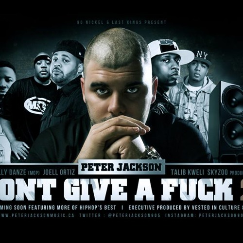 Peter Jackson Ft. Troy Ave,  Joell Ortiz, Talib Kweli, Skyzoo & MOP - I Don't Give A Fuck 2.0
