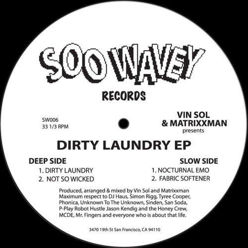 The Dirty Laundry Ep By Vin Sol Free Listening On Soundcloud