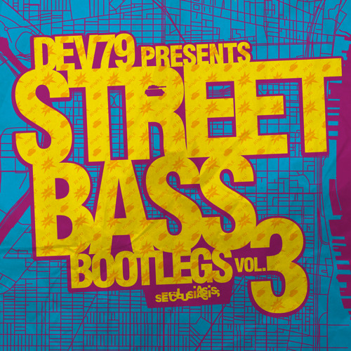 "Danny Brown ""Grown Up (Starkey Remix)"" - from Street Bass Bootlegs Vol. 3"