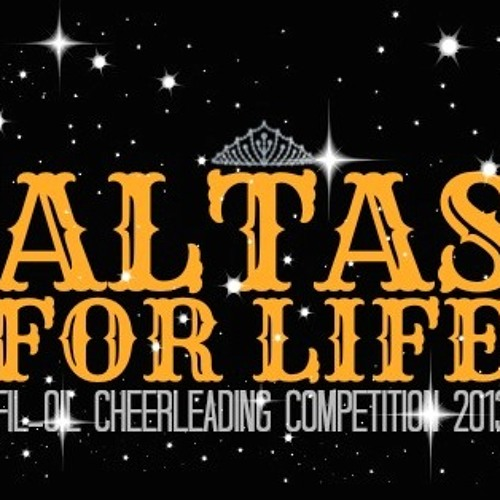 Altas Perpsquad - 2013 Fil-Oil Cheerleading Competition