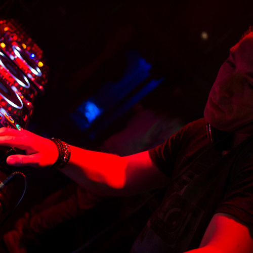 Jon Rundell Live at Fabrik Madrid May 2013