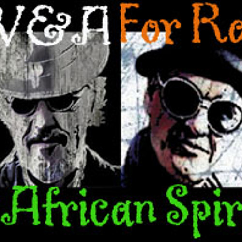 For Ray + African Spirit (with Werner Büsch)
