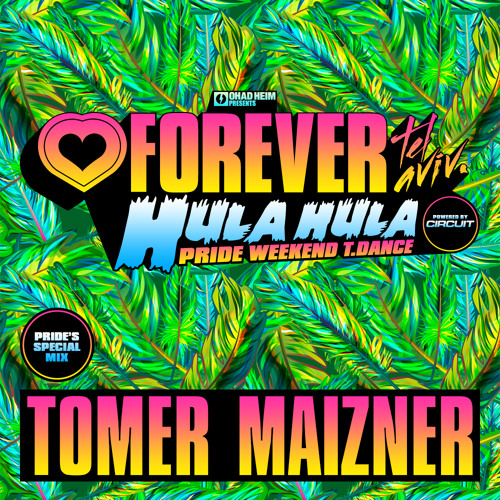 Tomer Maizner - Forever Tel-Aviv Pride weekend 2013