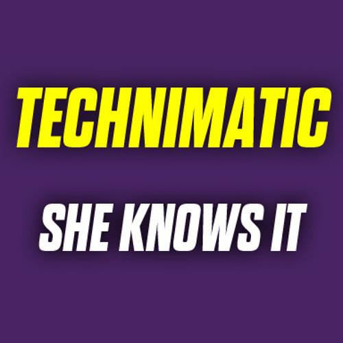 Technimatic - She Knows It