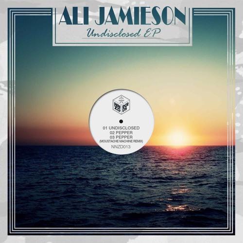 Ali Jamieson - Pepper (Moustache Machine Remix)