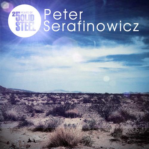 Solid Steel Radio Show 7/6/2013 Part 3 + 4 - Peter Serafinowicz