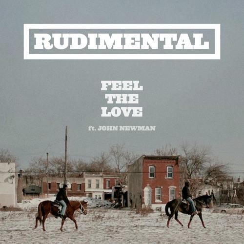 "Rudimental - ""Feel The Love"" ft. John Newman (Scuba Remix)"