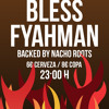 BLESS FYAHMAN - DUBPLATE to JAMMIN SOUND