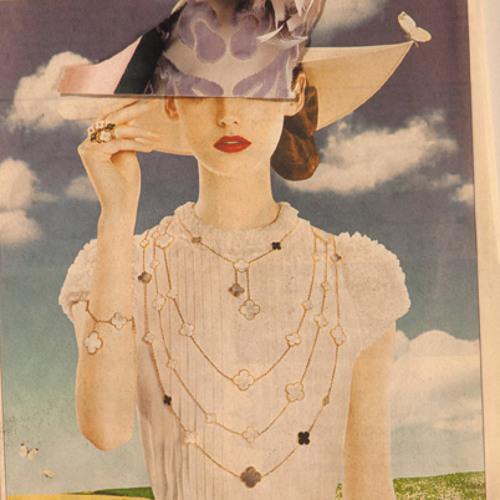 Sky Girl // Sundae & J.Dechery compilation //