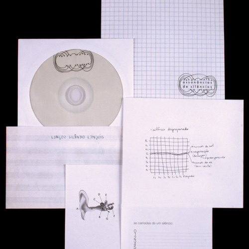 49 silêncios empilhados | Assonâncias de silêncios [coleção] - volume 0 | faixa 50