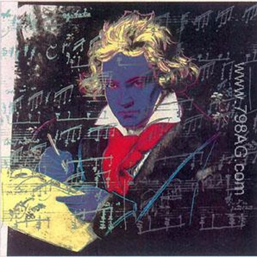 Reproduction of beethoven's 5th symphony first movement ano 2004
