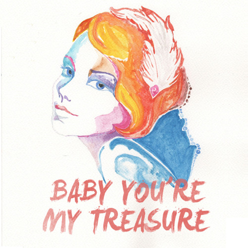 Baby You're My Treasure (Breakbot x Bruno Mars)