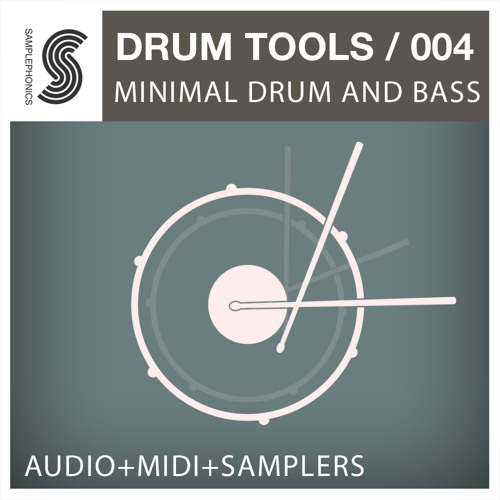 Drum Tools 004 // Minimal Dnb Raw Beats Demo