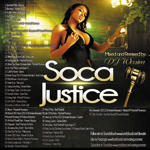 Zoelah - Wine Up On Me (Project 5 Refix) [2013 Soca] [Soca Justice]