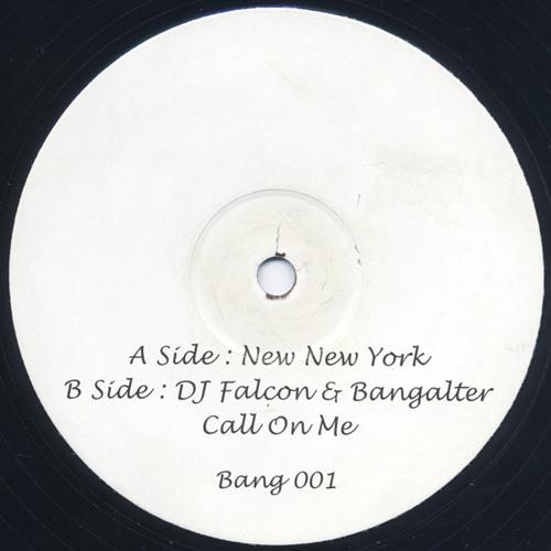 DJ Falcon & Thomas Bangalter - Call On Me (Original Mix)