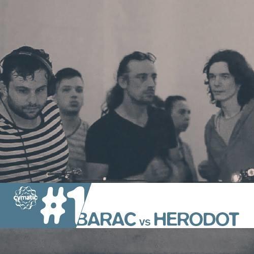 #1 - Barac vs. Herodot live @ Sunwaves 13 05.05.2013