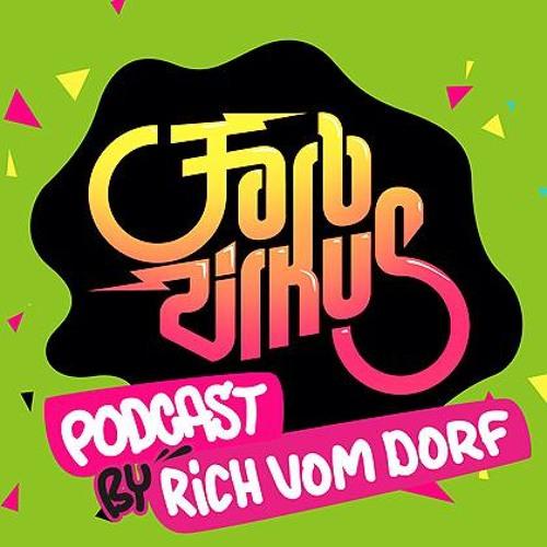 RICH VOM DORF - FARBZIRKUS PODCAST (2013 week 23)