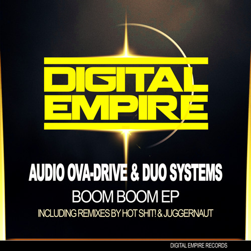 Audio Ova-Drive & Duo Systems - Boom Boom (EP) (Original Mix)