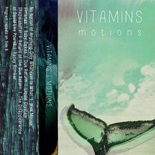 "Vitamins - ""Racey Bomber"""