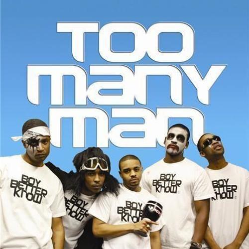 DJ Olli T vs. Wayne H & Vee'O' - Put Em High & Too Many Man (FREE Download)